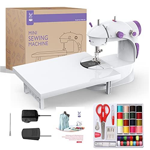 KPCB Tech Machine à Coudre avec Kit de Couture...