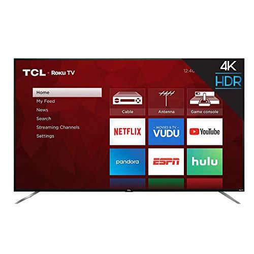 """TCL 75"""" Class (74.5"""" Diag.) 4K UHD LED LCD TV (75S423)"""