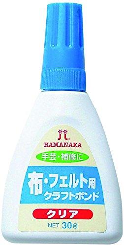 ハマナカ 布・フェルト用クラフトボンド H464-012