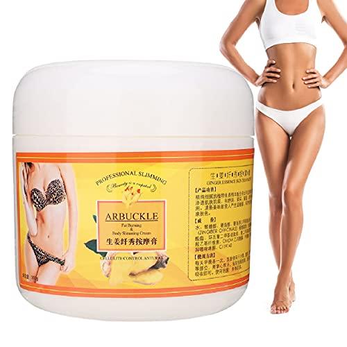 300g Cellulite Creme, anticellulite creme, Cellulite massage straffende Crème aktiviert die Haut zur Verbesserung der Hautkontur zur optimalen Aufnahme der Wirkstoffe Hilfe...