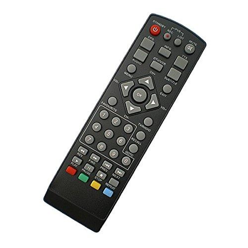 Megasat 1200160 Fernbedienung HD550/HD510/HD500/HD500SE schwarz