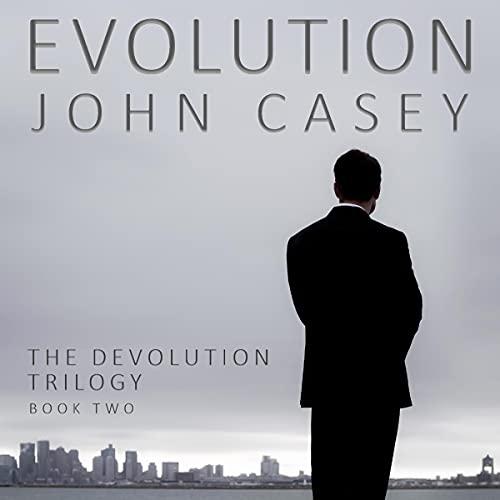 EVOLUTION Audiobook By John Casey cover art