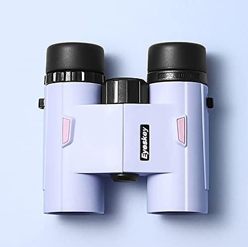 ZXPPL Jumelles compactes, Jumelles optiques, Jumelles pour Enfants, Jouets pour Enfants, adaptées aux Jeux de Sports de Plein air et aux Excursions d observation des Oiseaux