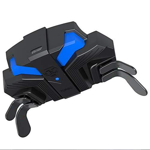 P Prettyia Gamepad Hinten Controller Strike Pack Adapter Zurück Taste Befestigung mit Mods Erweitert Funktion für PS4 Slim-Controller Gaming