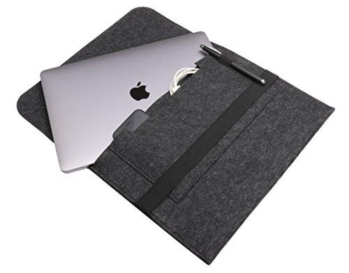 denc_shop Filz Laptop Tasche für Apple MacBook Pro 13