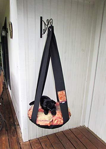Hanging Cat Bed Catio Furniture Lovely Lavender Single Kitty Cloud Cat Bed Cat Furniture Cat Tree