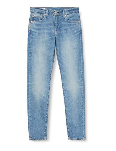 Levi's Herren 512 Slim Taper Tapered Fit Jeans, Blau (Pelican Rust 0588), 34W / 32L