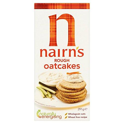 Nairn Rough Oatcakes 291g Pack (6 x 291g)