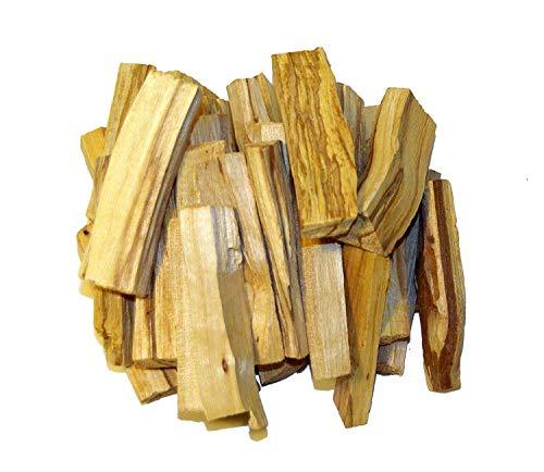 400 Gr.! Du Bois de Palo Santo (Bursera Graveolens) - NATIVE Spirit qualité -Big Bâtonnets - Arôme très intense. Durable récoltée Fallen arbres en Pérou
