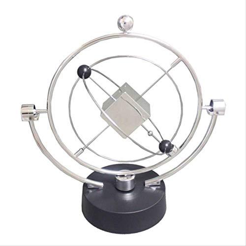 Shuxun creatief instrument voor de permanente beweging van de luchtbaan, dat de fysische magnetische schommelversiering van de elektromagnetische slinger draait.