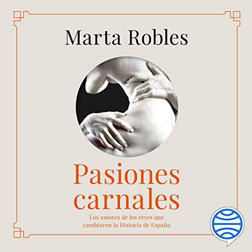 Diseño de la portada del título Pasiones carnales