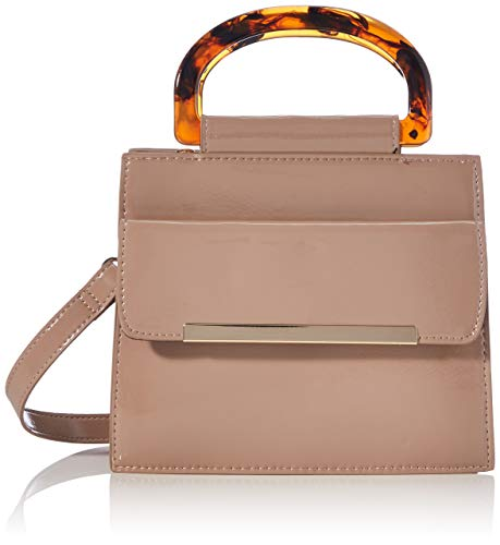 Vero Moda VMAMIE Cross Over Bag, bolso para Mujer, Nomad, ONE SIZE