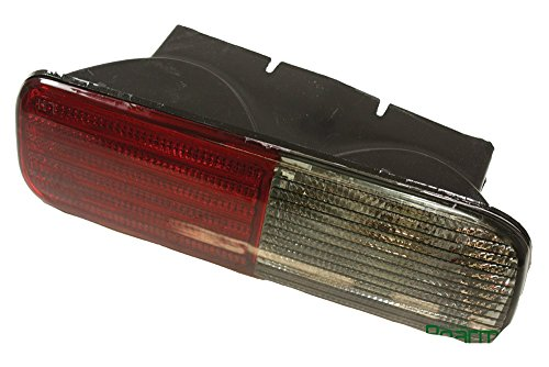 BEARMACH Izquierdo) (rojo/blanco lentes) Bumper lámpara Asamblea Parte trasera DISCOVERY serie 2todos los modelos de (Vin) 3a771195sobre xfb000730xfb000730