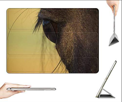 Case for iPad Pro 12.9 inch 2020 & 2018 - Horse Eye Horse Eye Pferdeportrait Animal