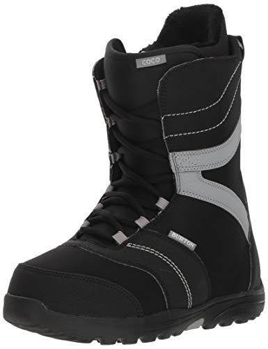 Burton Coco - Bottes de snowboard pour femme, Femme, noir, 6.5 B US