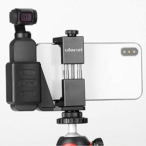 Buy Discount Uplord Extended Cell Phone Holder Bracket and Tripod Kit Handheld Gimbal Camera for DJI...