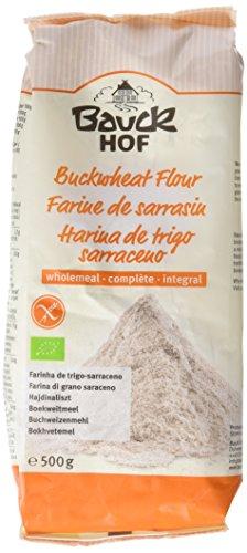 BauckHof, Harina de Trigo sarraceno sin gluten, 500 gr