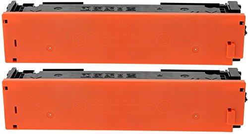 TONER EXPERTE® Toner Kit 2 Nero compatibile per HP CF400X 201X (2800 pagine) HP Color LaserJet Pro MFP M277dw M277n M274n M252dw M252n