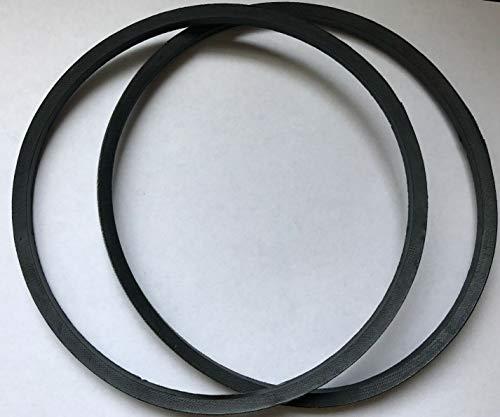 Best Buy! NEW 2 Belt Set For DRAPER PILLAR Drill Press GD16/16B 16 Speed Drill Press