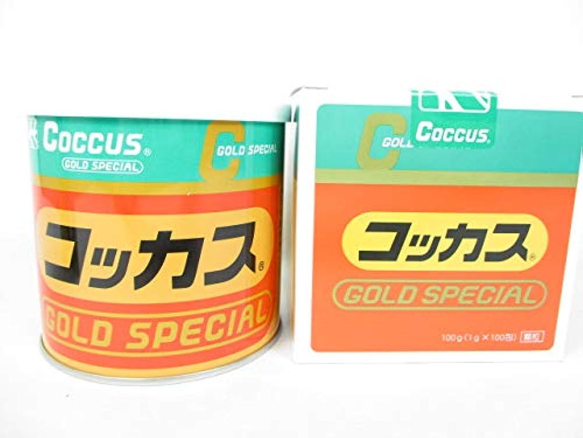 やむを得ない贅沢生産性コッカス ゴールドスペシャル?3缶セット