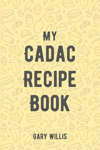 My Cadac Recipe Book: Save Your Perfect...