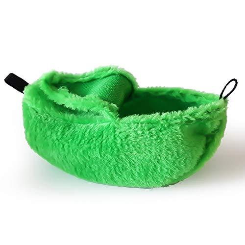 Suang mooi huisdier banaan bed hamster opknoping bed huis hangmat kooi nest hamster accessoires