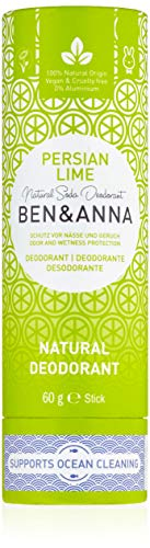 Ben & Anna Deodorant Persian Lime Push Up, 60g