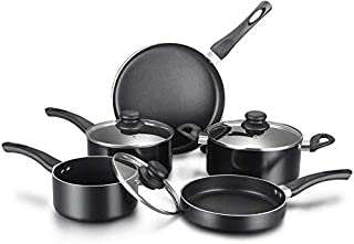 fry pans with lids