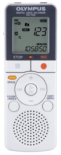 Olympus VN-7100 Digital Voice Recorder