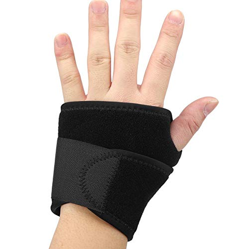 Vbest leven Comfortabele Wirst Guard, Sport Polsbescherming Ondersteuning Brace Beschermende Gear voor Basketbal Volleybal Spelen Sport