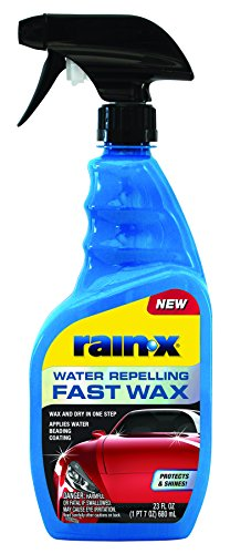 Rain-X 620118 Water Repelling Fast Wax, 23 oz.