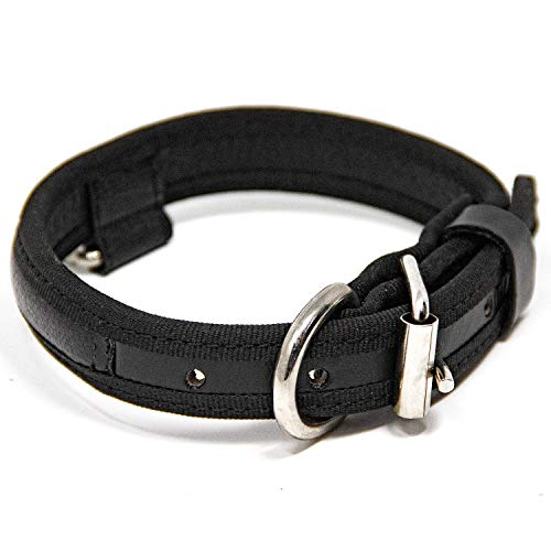 Logical Leather Premium Leather Dog Collar