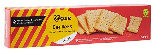 Veganz Der Keks, 10er Pack (10 x 200 g)