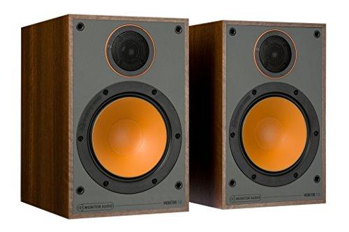 Monitor Audio Monitor 100 Kompaktlautsprecher (Paar) walnuss