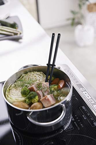 山崎実業(Yamazaki)菜ばしBK約0.8X0.8X30cmタワー4275