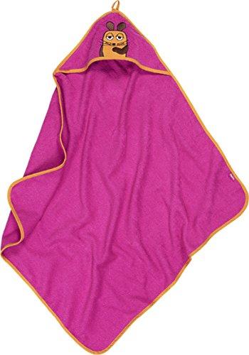 Playshoes Girl Dressing Gown Nicht zutreffend, Pink (Pink 18), One Size (Herstellergröße: 75x75 Zentimeter)