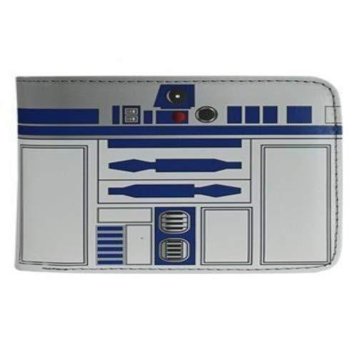 Billetera Star Wars-R2 D2 Fashion