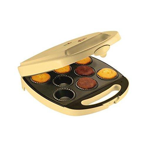 Bestron DKP2828 Pie und Cupcake Gerät 1400 Watt