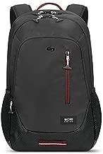 Solo New York Region Laptop Backpack, Black