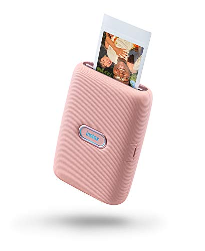 Instax Mini Link Smartphone Printer - Dusky Pink