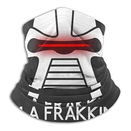 Timdle Frakking Cylon Battlestar Galactica Face Headwear Bandanas For Dust, Outdoors, Festivals, Sports
