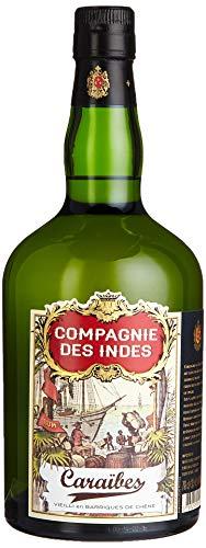 COMPAGNIE DES INDES Des Indes Caraibes (Trinidad, Barbados, Guyana) Rum (1 X 0.7 l), 700