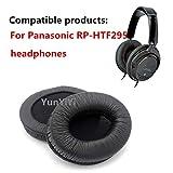 YunYiYi - Almohadillas de Repuesto para Auriculares Panasonic RP-HTF295 (1 par)