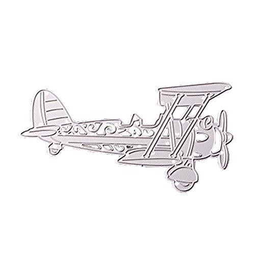 Xmiral Fustelle per Scrapbooking per Carta Cutting Dies Metallo Fustella Stencil #19032703A, Accessori per Big Shot e Altre Macchina(I)