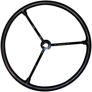 "Complete Tractor 1704-1018 Steering Wheel 15"" For Case International Tractor A B C Super A- 60069D, 1 Pack"