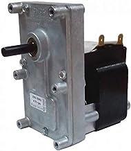 Easyricambi - Motorreductor para estufa de pellets T32rpm, conjunto de 25mm, eje de 8,5mm, para Mellor, Nordica, Xiang, Lincar