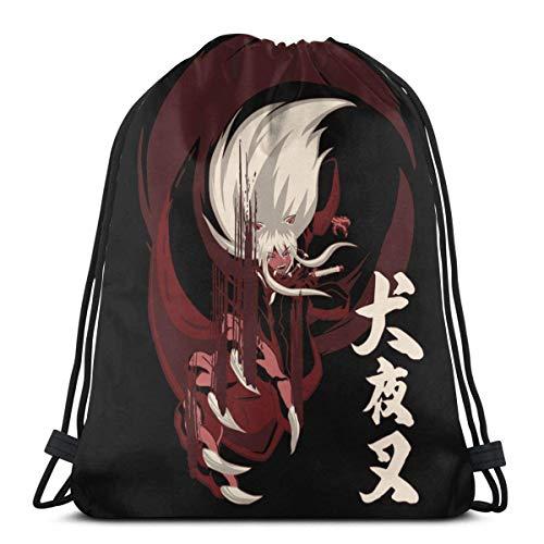 Anime Yokai Kordelzug Tasche Sport Gym Bapas Lagerung Goodie Cinch Tasche