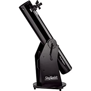 Orion 08944e 48x BLACK Reflector Telescopes 15.6 kg (11.6 inch, 15 cm, Metal, Wood)