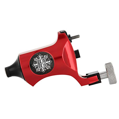 Filfeel Tattoo Machine Gun, Shader Liner Fashion Strong Motor Makeup Tool for Shader Supply Equipment and Artists