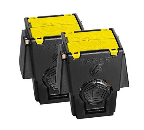 Taser M26C/X26C Cartridges Live 2 Pack Replacement